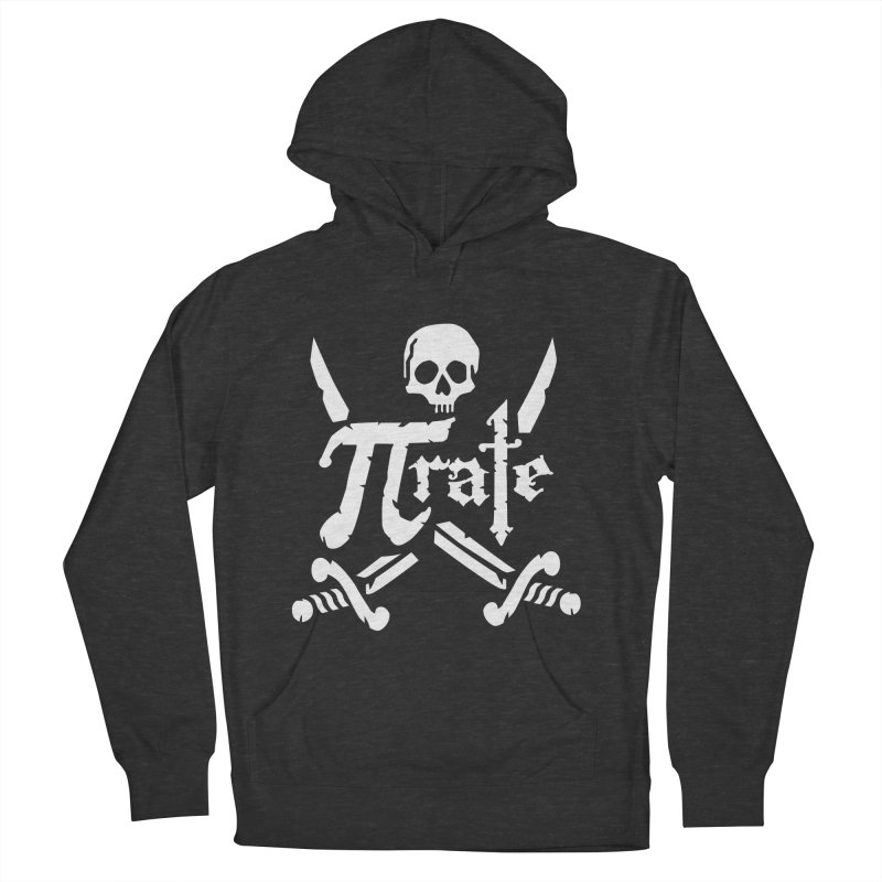 Pi Rate Men's Pullover Hoody by detourshirts's Artist Shop