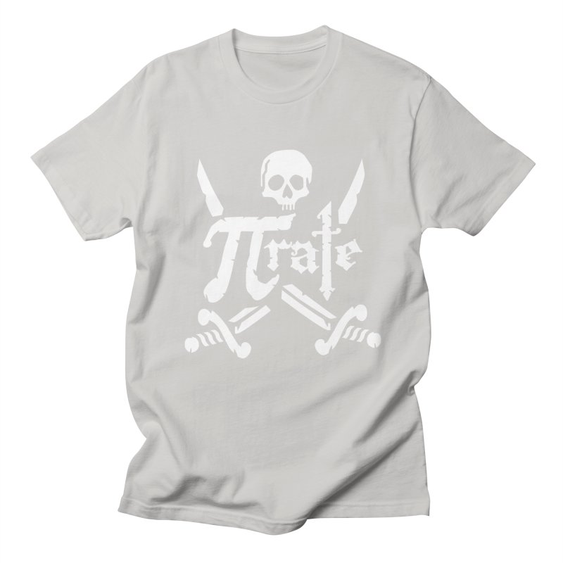 Pi Rate Men's T-shirt by detourshirts's Artist Shop