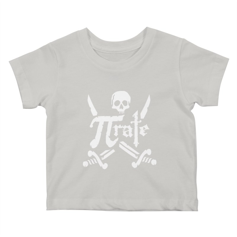 Pi Rate Kids Baby T-Shirt by detourshirts's Artist Shop
