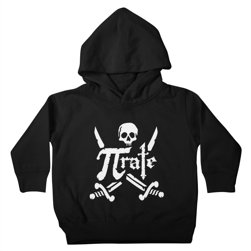 Pi Rate Kids Toddler Pullover Hoody by detourshirts's Artist Shop
