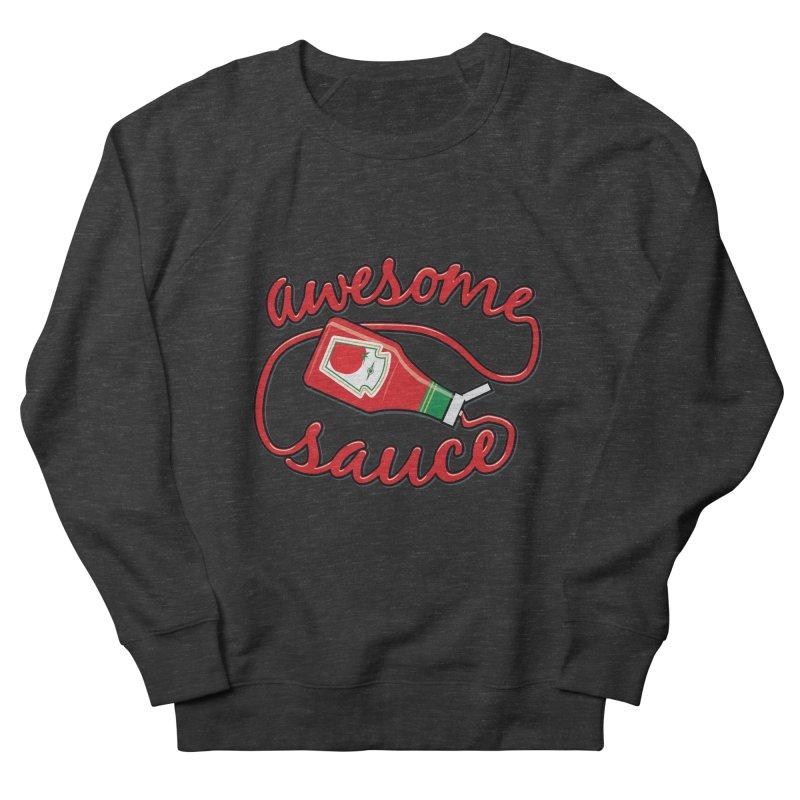 Awesome Sauce Men's Sweatshirt by detourshirts's Artist Shop