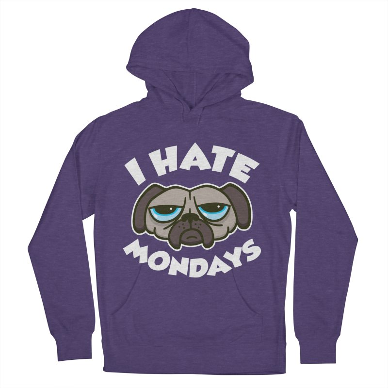 I Hate Mondays Men's Pullover Hoody by detourshirts's Artist Shop