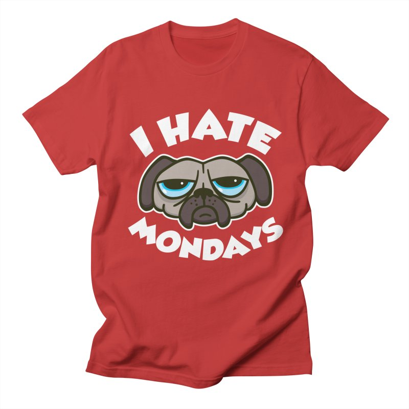 I Hate Mondays Men's T-Shirt by detourshirts's Artist Shop