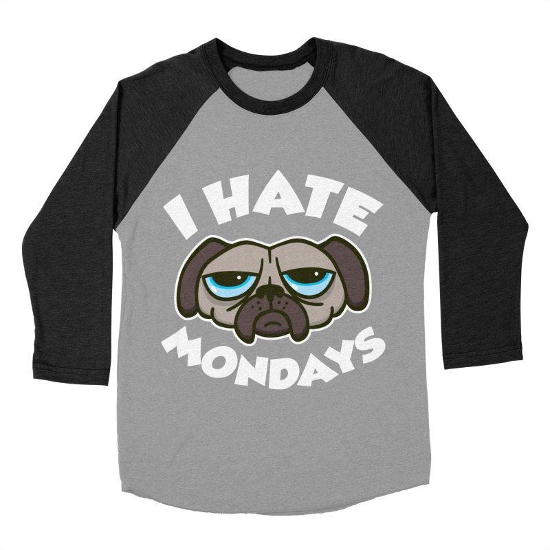 I Hate Mondays Women's Baseball Triblend T-Shirt by detourshirts's Artist Shop