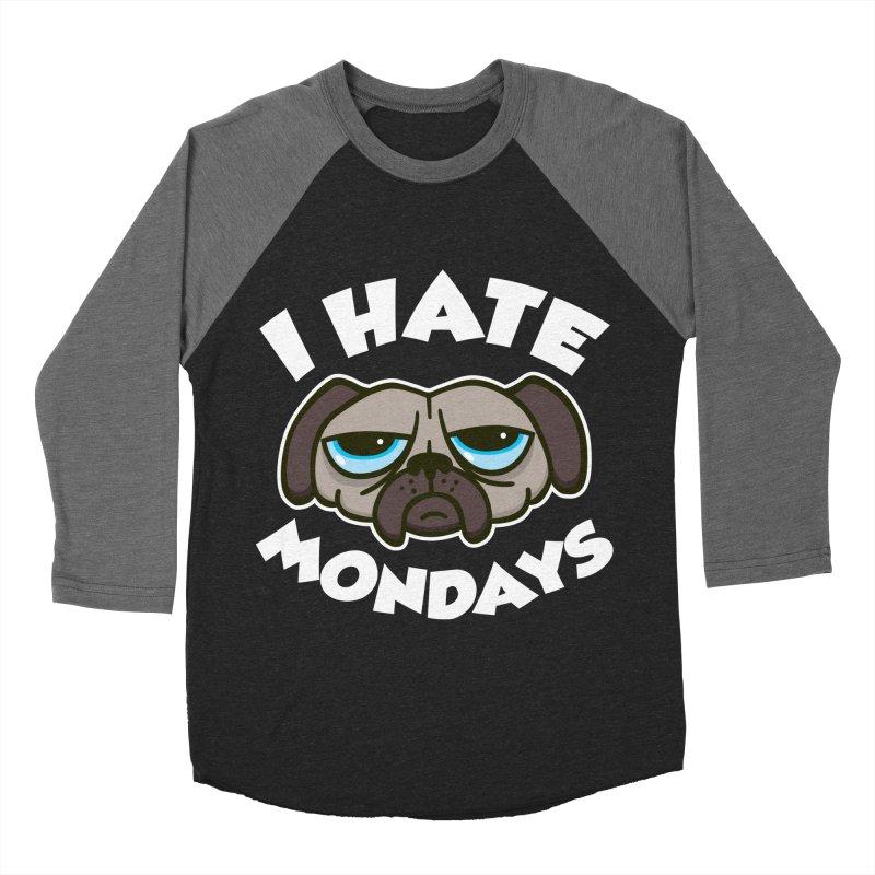 I Hate Mondays Men's Baseball Triblend T-Shirt by detourshirts's Artist Shop