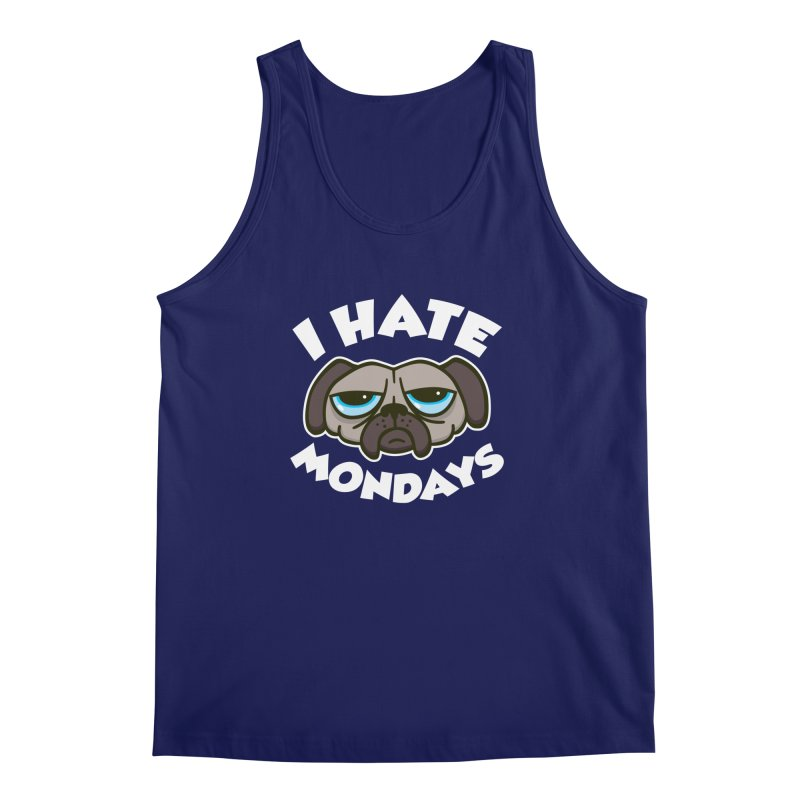 I Hate Mondays Men's Tank by detourshirts's Artist Shop