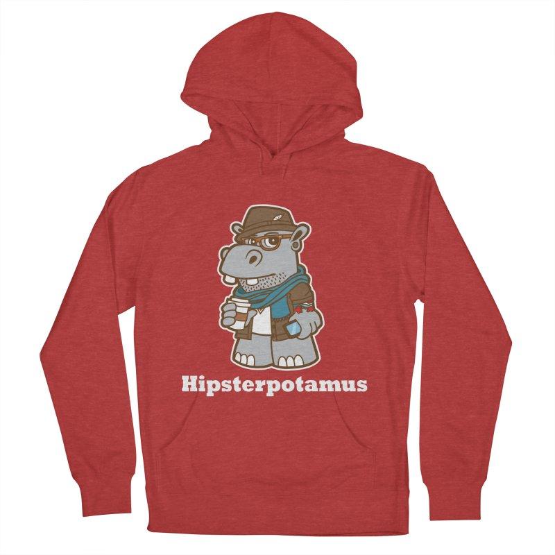 Hipsterpotamus Women's Pullover Hoody by detourshirts's Artist Shop