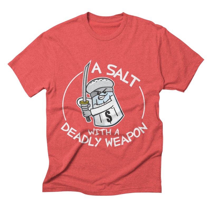 A Salt with a Deadly Weapon   by detourshirts's Artist Shop