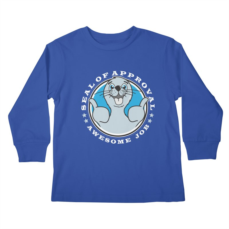 Seal of Approval   by detourshirts's Artist Shop