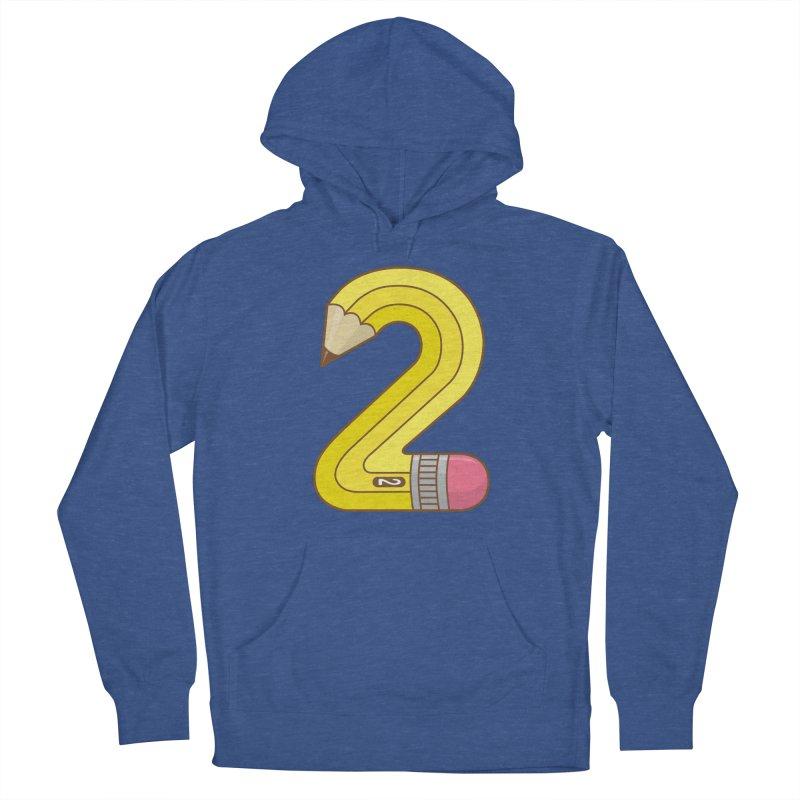 #2 Pencil Women's Pullover Hoody by Detour Shirt's Artist Shop