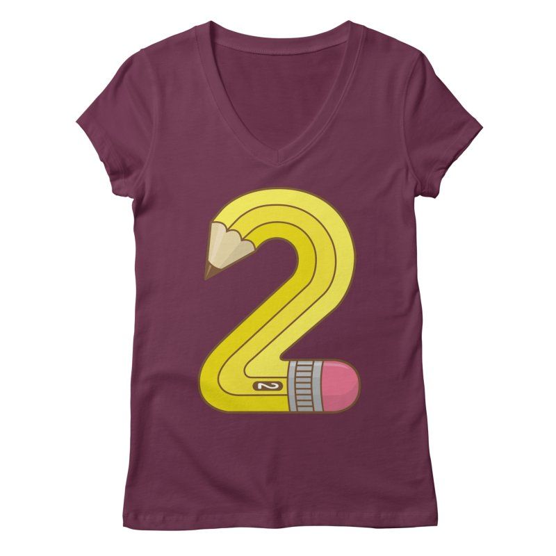 #2 Pencil   by detourshirts's Artist Shop
