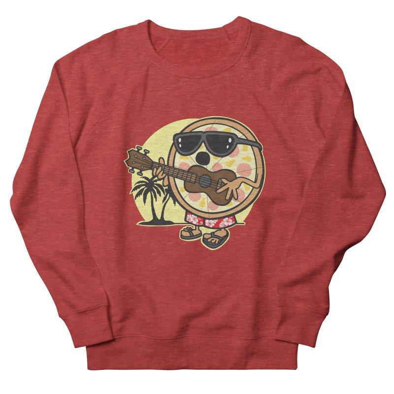Hawaiian Pizza Men's Sweatshirt by detourshirts's Artist Shop