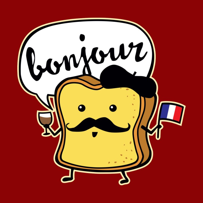 French Toast Men's T-shirt by detourshirts's Artist Shop