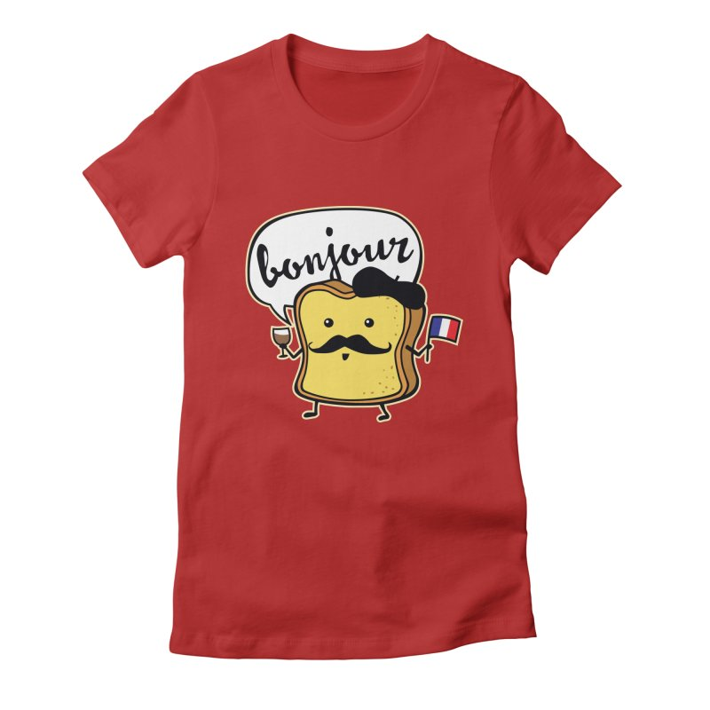 French Toast   by detourshirts's Artist Shop