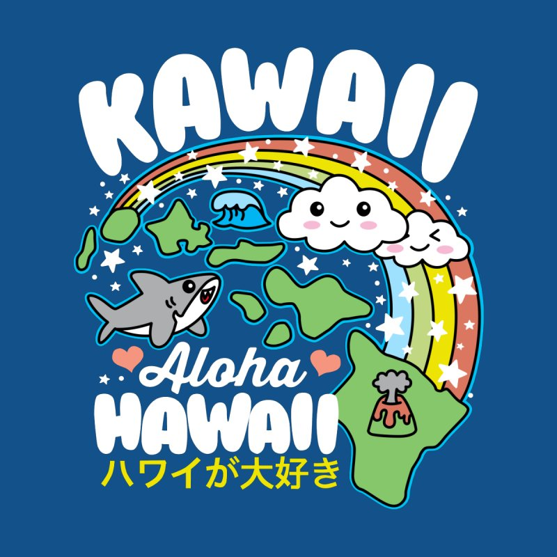 Kawaii Hawaii Women's Tank by Detour Shirt's Artist Shop