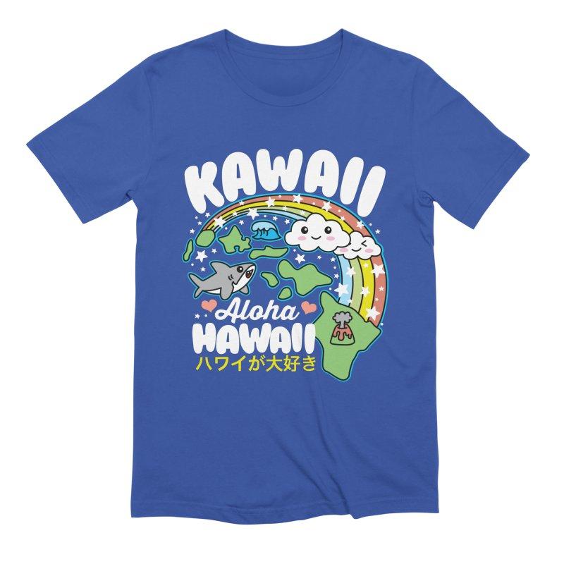 Kawaii Hawaii Men's T-Shirt by Detour Shirt's Artist Shop