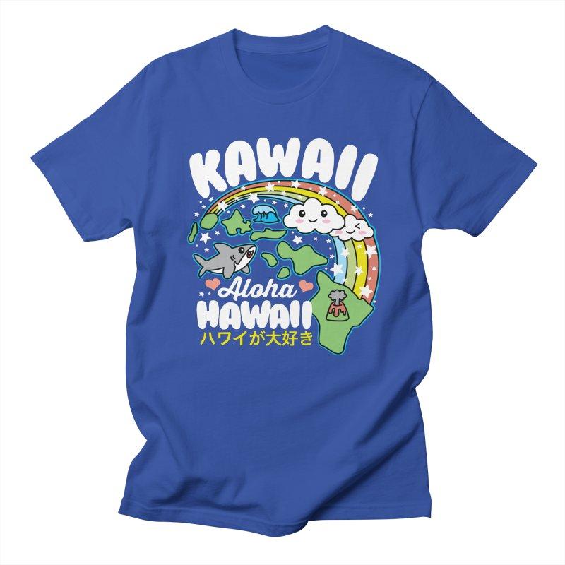 Kawaii Hawaii Women's Regular Unisex T-Shirt by Detour Shirt's Artist Shop