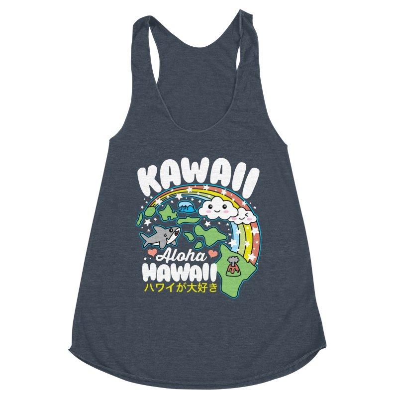 Kawaii Hawaii Women's Tank by Detour Shirt's Artist Shop