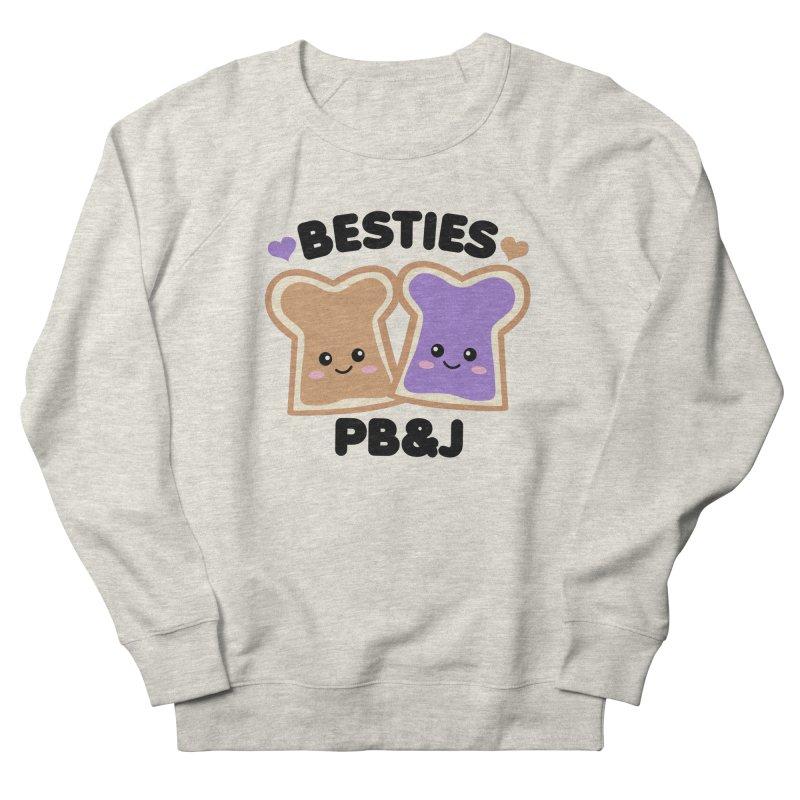 Besties PB&J Kawaii Women's Sweatshirt by Detour Shirt's Artist Shop