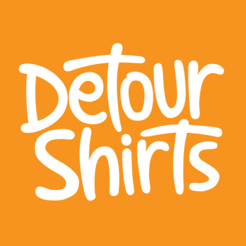 Detour Shirt's Artist Shop Logo