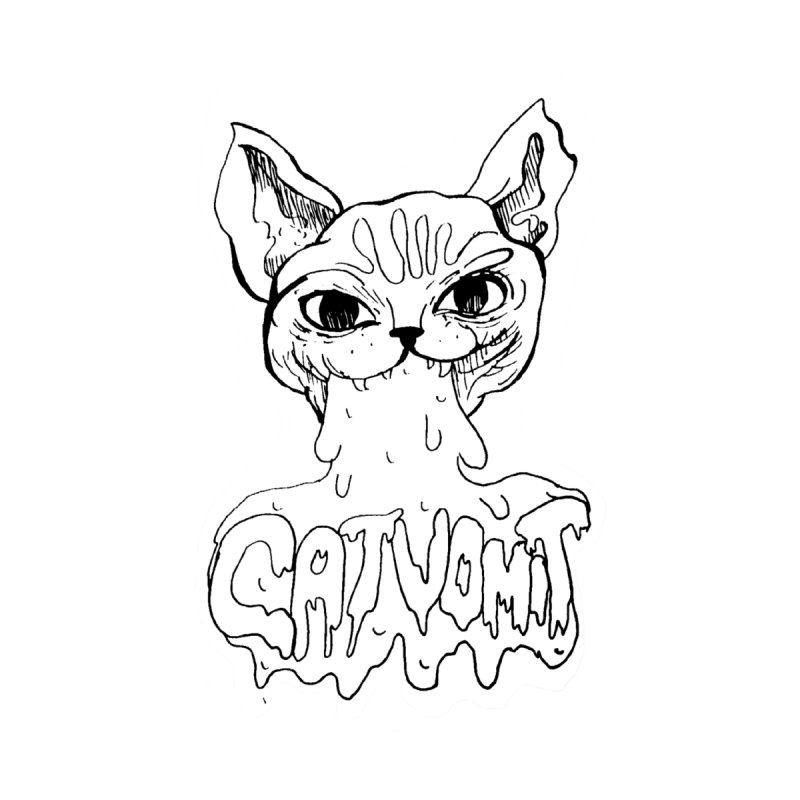 CatVomit None  by detroitcatvomit's Artist Shop