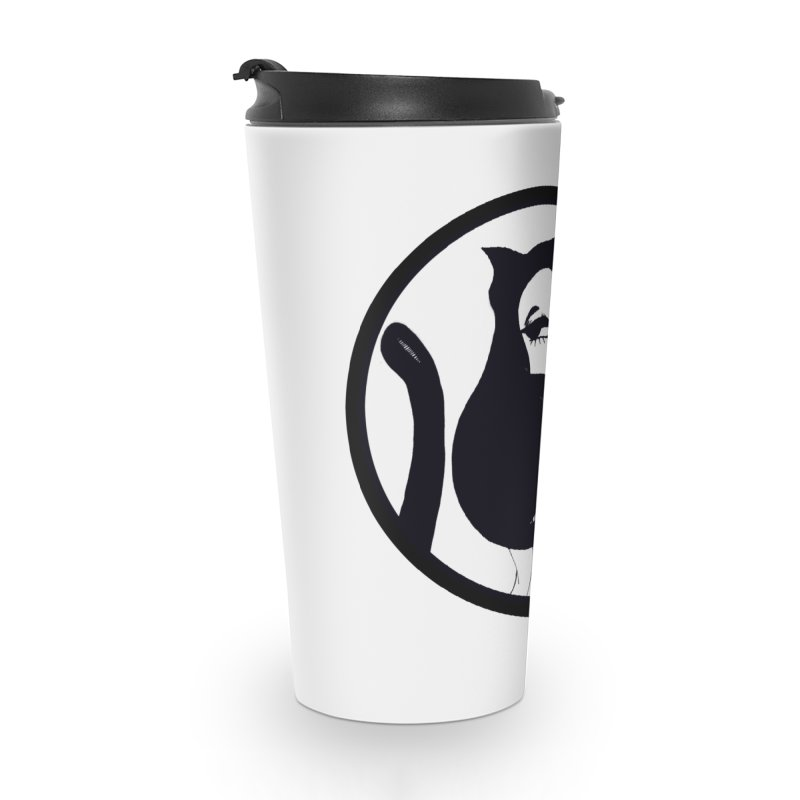 Traditional Logo Accessories Travel Mug by detroitcatvomit's Artist Shop