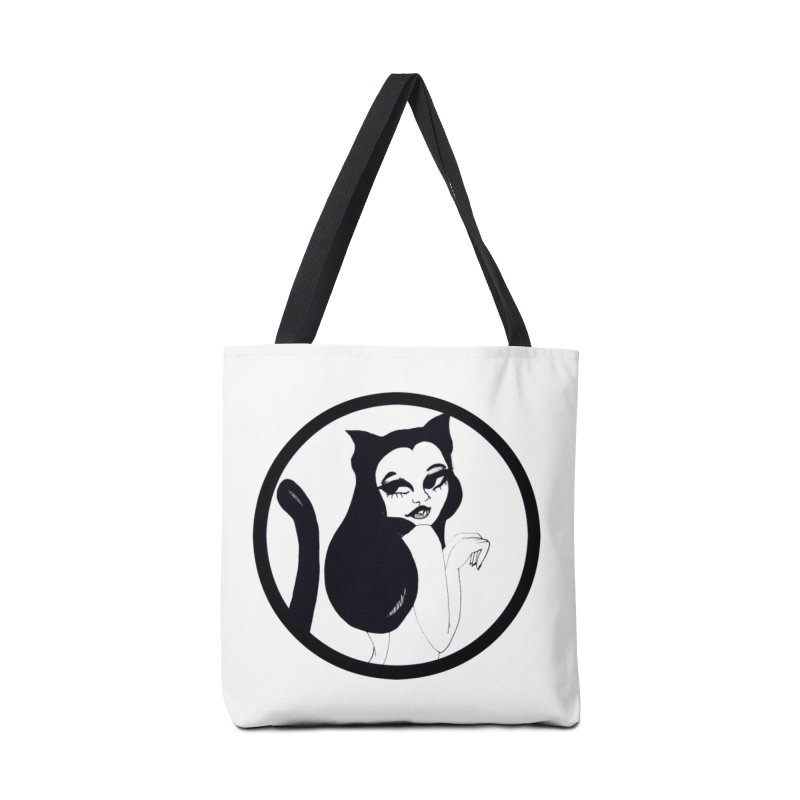 Traditional Logo Accessories Tote Bag Bag by detroitcatvomit's Artist Shop