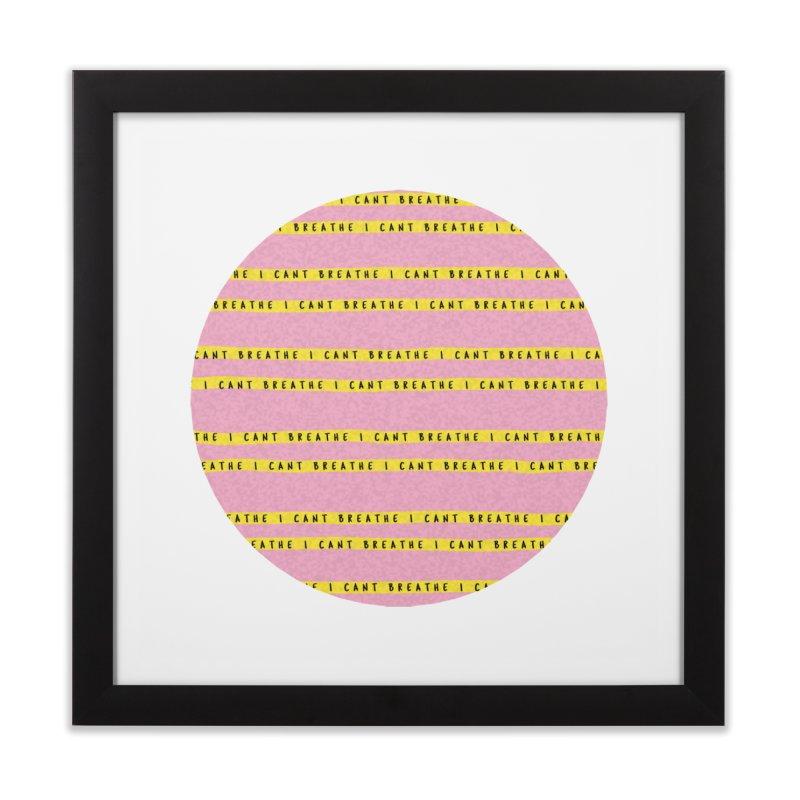 THE 64 DAY PROJECT: PENTACONTAHEPTAGON Home Framed Fine Art Print by Shop | Devang Thakkar