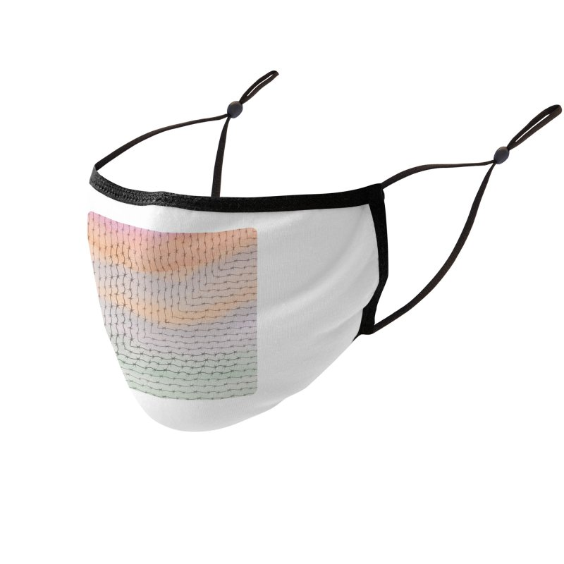 A-Z OF ANTIDEPRESSANTS: LOFEPRAMINE Accessories Face Mask by Shop | Devang Thakkar