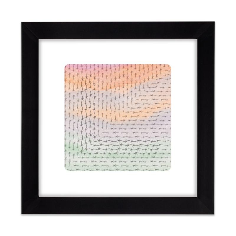 A-Z OF ANTIDEPRESSANTS: LOFEPRAMINE Home Framed Fine Art Print by Shop | Devang Thakkar