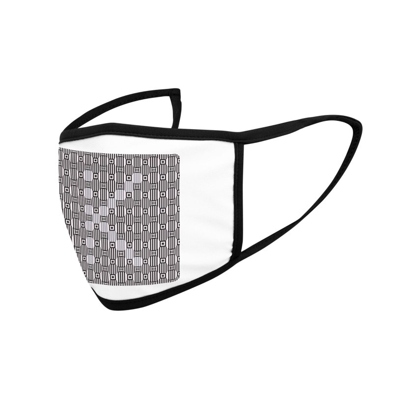 A-Z OF ANTIDEPRESSANTS: KETAMINE Accessories Face Mask by Shop   Devang Thakkar