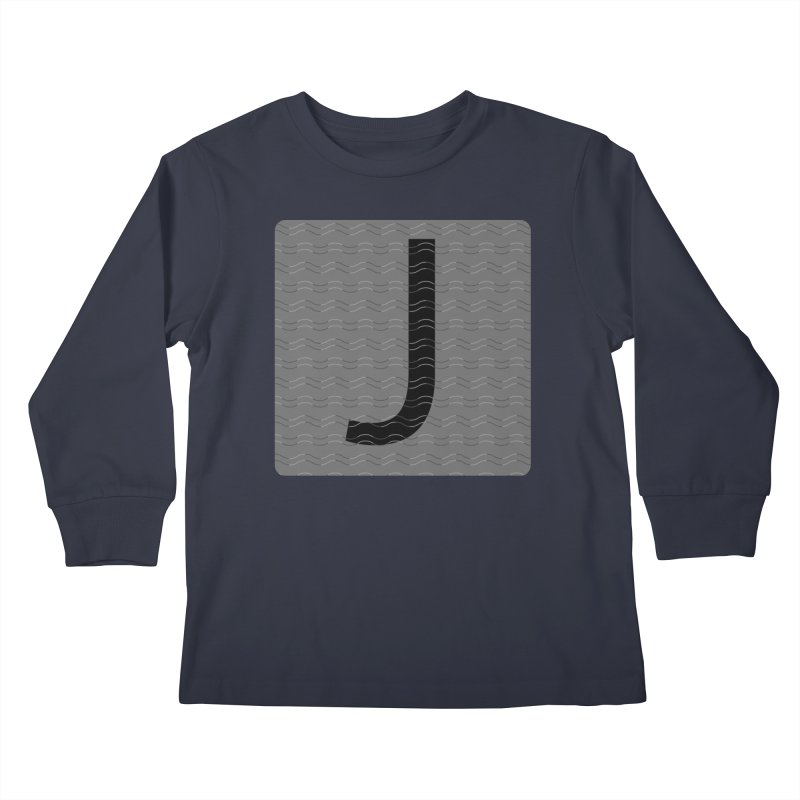 A-Z OF ANTIDEPRESSANTS: JARSIN Kids Longsleeve T-Shirt by Shop | Devang Thakkar
