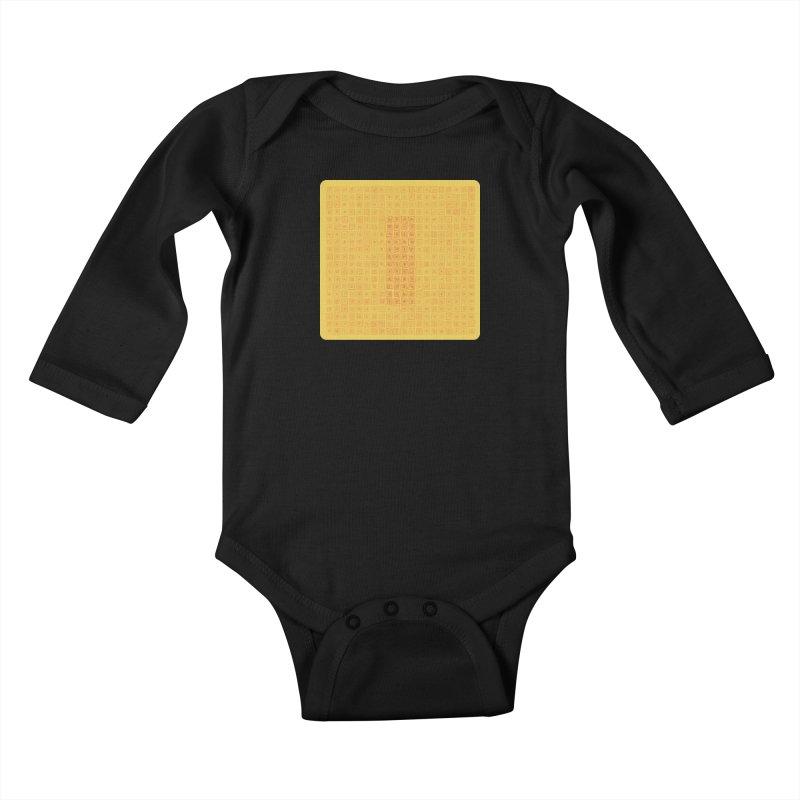 A-Z OF ANTIDEPRESSANTS: IMIPRAMINE Kids Baby Longsleeve Bodysuit by Shop   Devang Thakkar