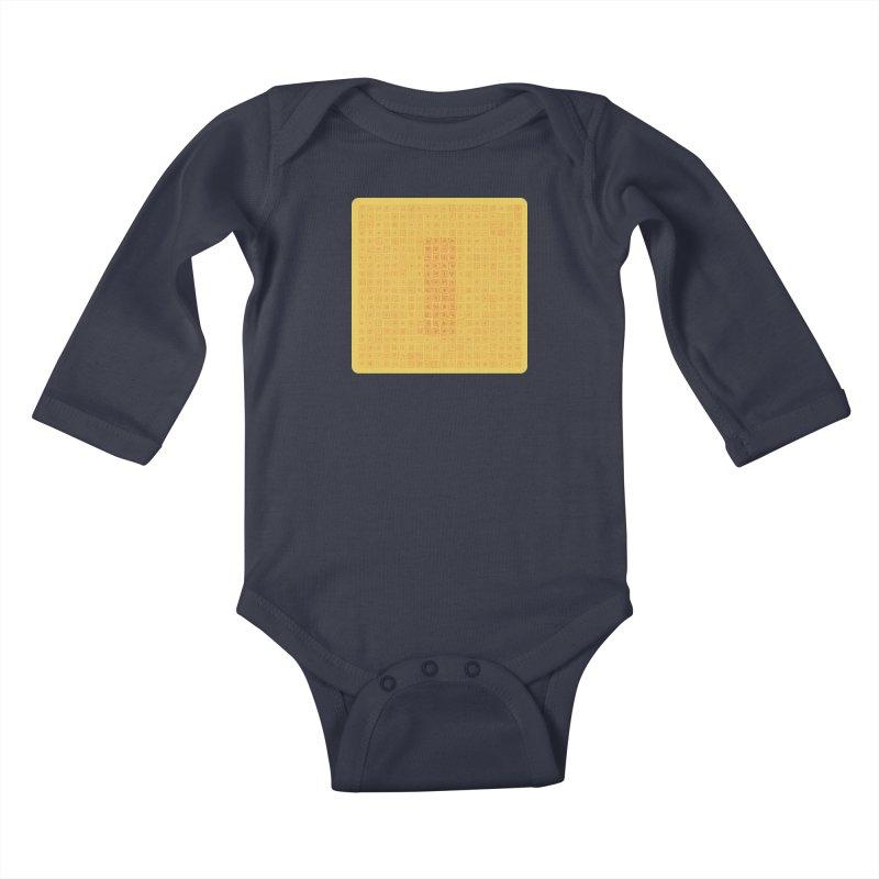 A-Z OF ANTIDEPRESSANTS: IMIPRAMINE Kids Baby Longsleeve Bodysuit by Shop | Devang Thakkar