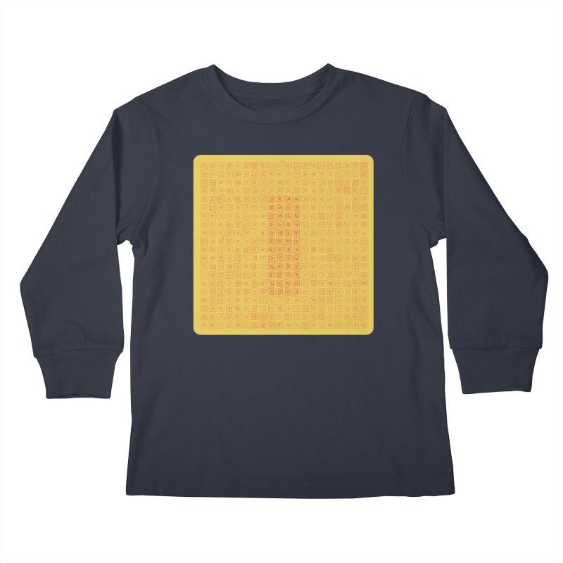 A-Z OF ANTIDEPRESSANTS: IMIPRAMINE Kids Longsleeve T-Shirt by Shop | Devang Thakkar