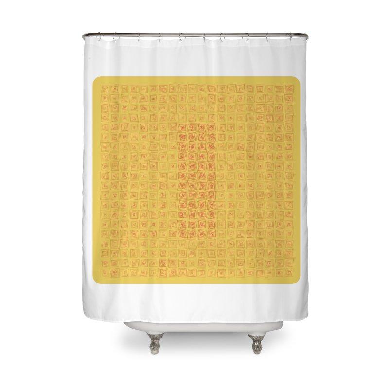A-Z OF ANTIDEPRESSANTS: IMIPRAMINE Home Shower Curtain by Shop   Devang Thakkar