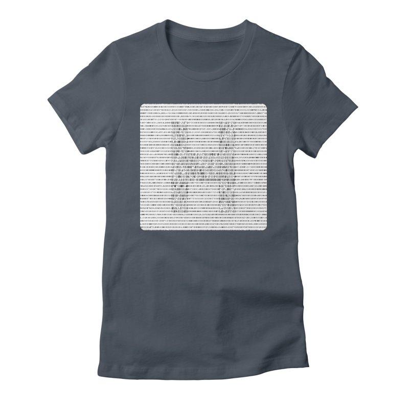 A-Z OF ANTIDEPRESSANTS: HALOPERIDOL Women's T-Shirt by Shop | Devang Thakkar