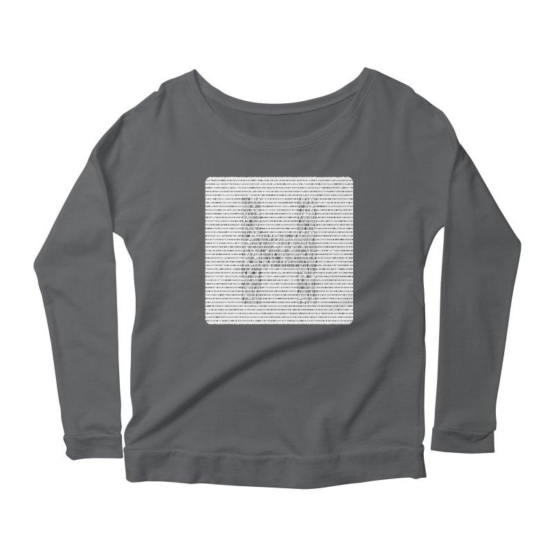 A-Z OF ANTIDEPRESSANTS: HALOPERIDOL Women's Longsleeve T-Shirt by Shop   Devang Thakkar