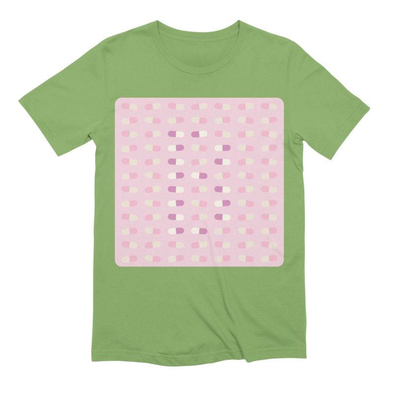 A-Z OF ANTIDEPRESSANTS: BENZODIAZEPINE Men's T-Shirt by Shop   Devang Thakkar
