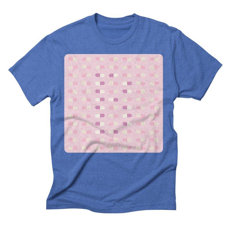 A-Z OF ANTIDEPRESSANTS: BENZODIAZEPINE Men's T-Shirt by Shop | Devang Thakkar