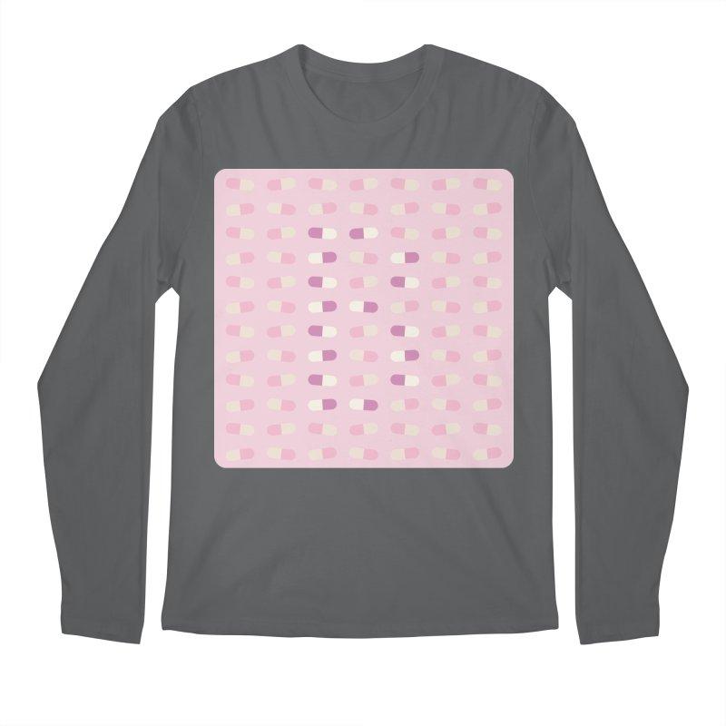 A-Z OF ANTIDEPRESSANTS: BENZODIAZEPINE Men's Longsleeve T-Shirt by Shop   Devang Thakkar