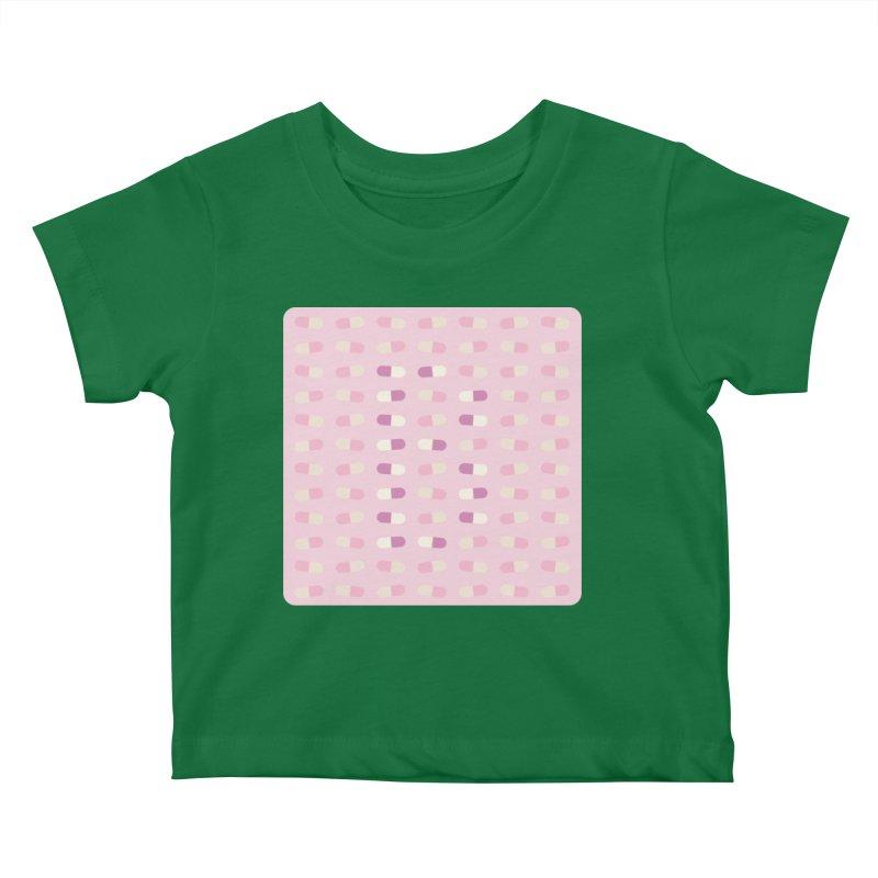 A-Z OF ANTIDEPRESSANTS: BENZODIAZEPINE Kids Baby T-Shirt by Shop   Devang Thakkar