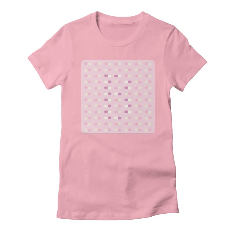 A-Z OF ANTIDEPRESSANTS: BENZODIAZEPINE Women's T-Shirt by Shop   Devang Thakkar