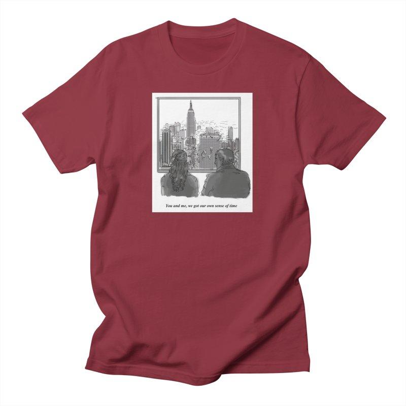 Hannah Hunt - Harshit Men's T-Shirt by Shop   Devang Thakkar