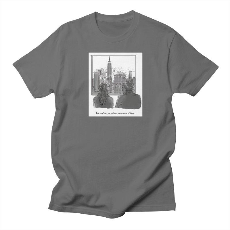 Hannah Hunt - Harshit Men's T-Shirt by Shop | Devang Thakkar