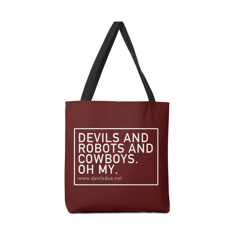 Oh My. Accessories Bag by Devil's Due Entertainment Depot