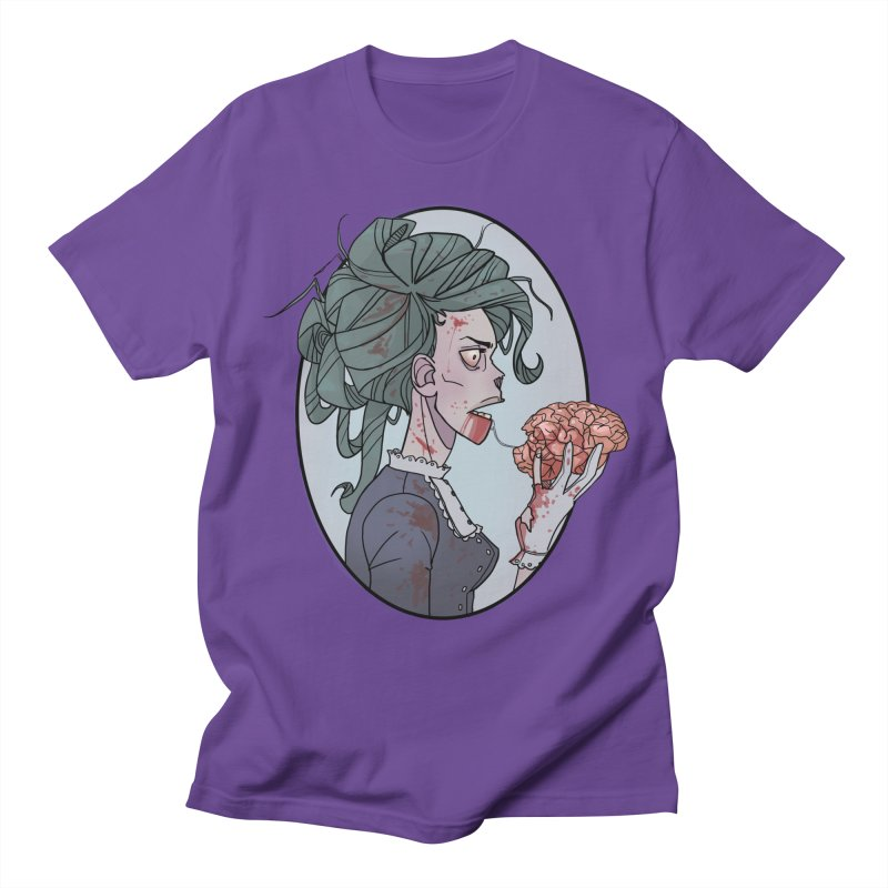 Victorian Zombie by K Lynn Smith Men's T-Shirt by Devil's Due Comics