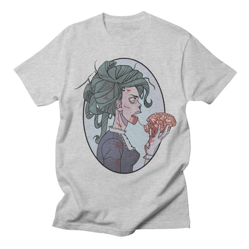 Victorian Zombie by K Lynn Smith Men's T-Shirt by Devil's Due Comics