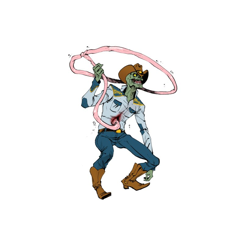 Zombie Cowboy by Tim Seeley by Devil's Due Entertainment Depot