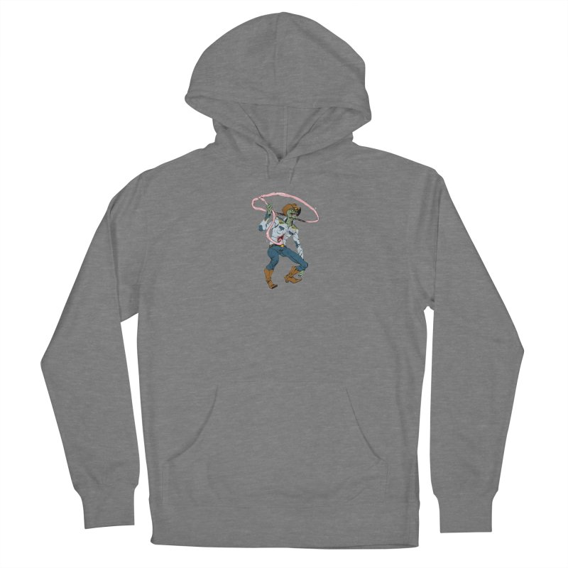 Zombie Cowboy by Tim Seeley Women's Pullover Hoody by Devil's Due Comics